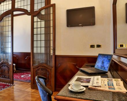 Choose  the BEST WESTERN Hotel Moderno Verdi for your stay in Genoa