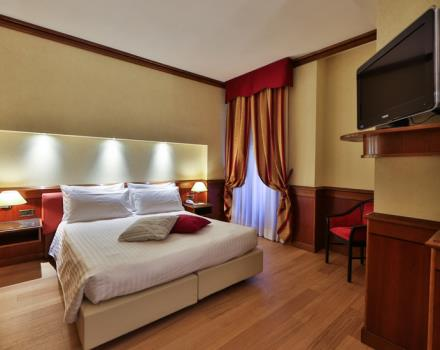 4 sterne hotel in genua best western hotel moderno verdi. Black Bedroom Furniture Sets. Home Design Ideas
