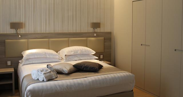 Choose the Comfort room of the BW Hotel Moderno Verdi