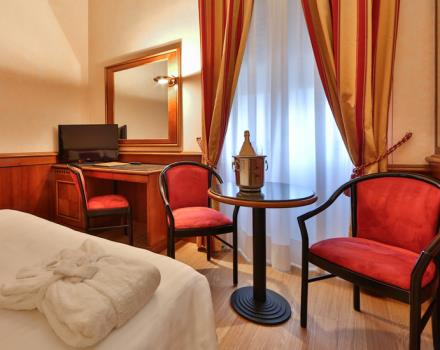 Book/reserve a room in Genoa, stay at the Best Western Hotel Moderno Verdi