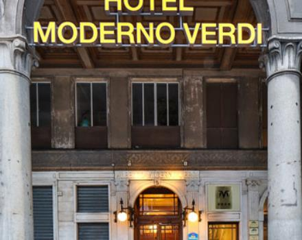 Book at Best Western Hotel Moderno Verdi: your unforgetable stay in Genoa