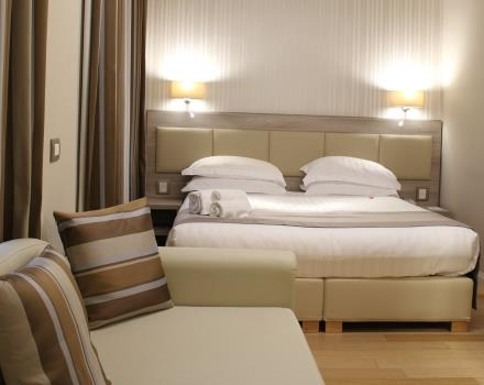 Book your room Comfort at BW Hotel Moderno Verdi, Genoa 4-star