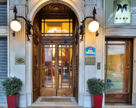 Looking for a hotel for your stay in Genoa? Book/reserve at the BEST WESTERN Hotel Moderno Verdi