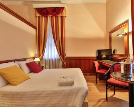 Visit Genoa and stay at the Best Western Hotel Moderno Verdi