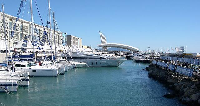 Visit the 2015 International Boat Show in Genoa and book now your stay